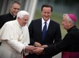 Pope David Cameron